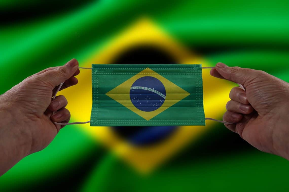 Brazil Embraces Blockchain Tech In The Battle Against COVID-19